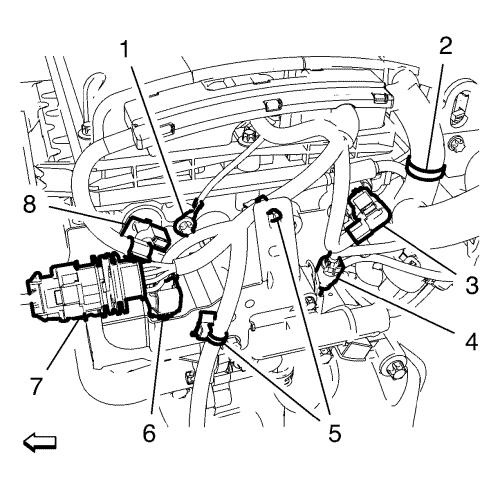Vauxhall Workshop Manuals  U0026gt  Astra J  U0026gt  Engine  U0026gt  Engine Electrical  U0026gt  Repair Instructions  U0026gt  Engine