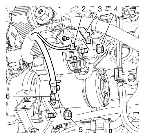 Vauxhall workshop manuals astra j engine engine electrical clip the alternator and starter positive cable to the engine wiring harness bracket asfbconference2016 Image collections