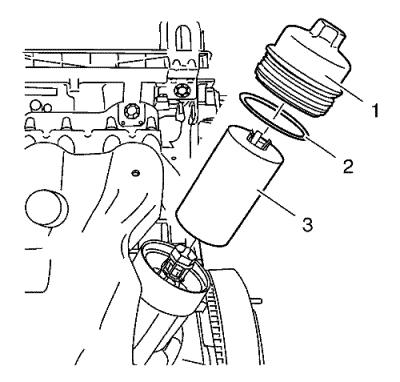 6 0 Fuel Filter Replacement