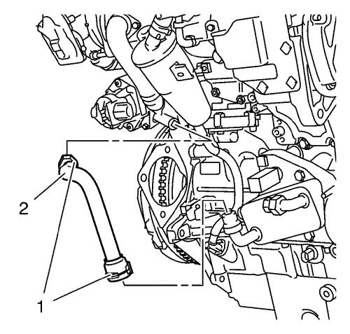 Vauxhall Workshop Manuals Astra J Engine Engine Mechanics