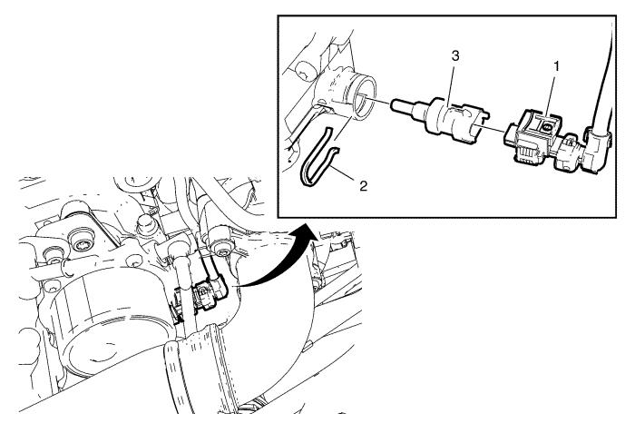 2001 volvo s40 coolant temp sensor diagram
