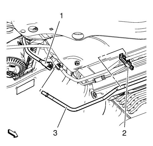 fuel pump replacement instructions