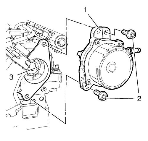 Vauxhall Workshop Manuals Astra J Engine Engine Control And