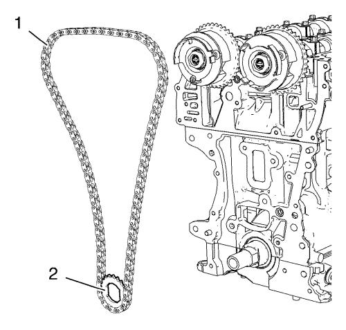 RepairGuideContent further Mazda ford timing chain replace in addition Camshaft timing chain replacement additionally 4kr8v Chevrolet S10 1996 S10 4 3l V6 Vortec Engine also RepairGuideContent. on 5 4 l timing chain installation