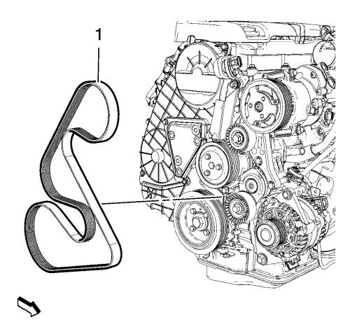 2008 Dodge Caliber Belt Tensioner on 2007 chrysler town and country fuse box diagram
