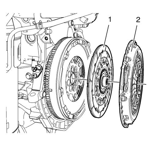 how to check clutch plate wear