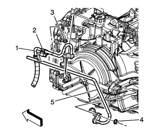 Vauxhall Workshop Manuals > Astra J > Transmission/Transaxle