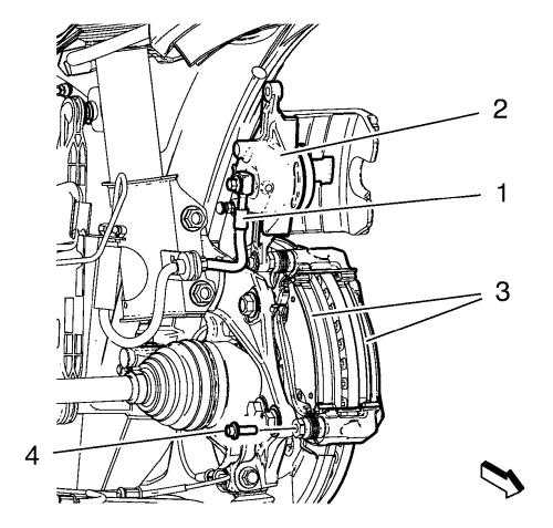 front brake hose replacement instructions