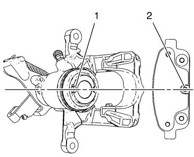 Opel Brakes Diagram