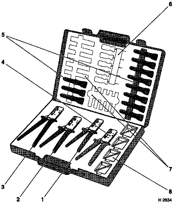 Wire Harness Tool