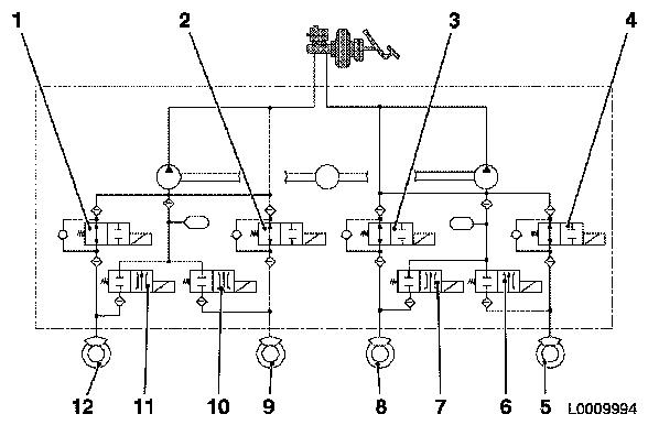 corsa c 2211 vauxhall workshop manuals \u003e corsa c \u003e h brakes \u003e abs 8 corsa c electric power steering wiring diagram at bakdesigns.co