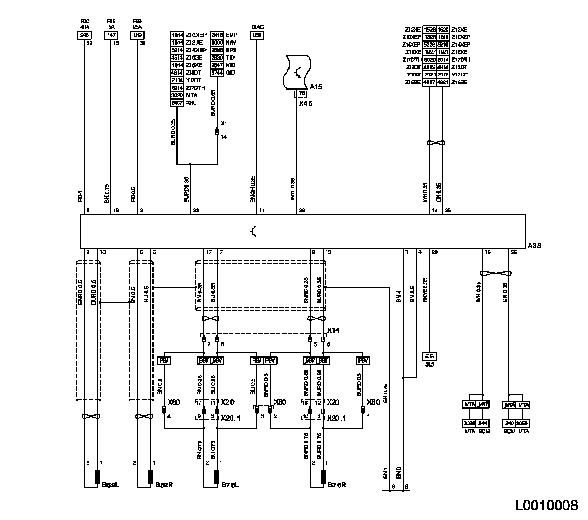 ecu circuit diagram