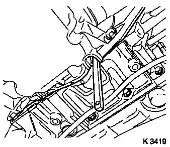 P501200 toothed belt tension check and correct  z 14 xe z 16 yng with ac lhd likewise Replace rear toothed belt cover  z 14 xe z 16 yng with air conditioning rhd furthermore Special service tools further Ford 6 0 Powerstroke Firing Order Diagram further Gates Serpentine Belts By Length. on vauxhall timing belt