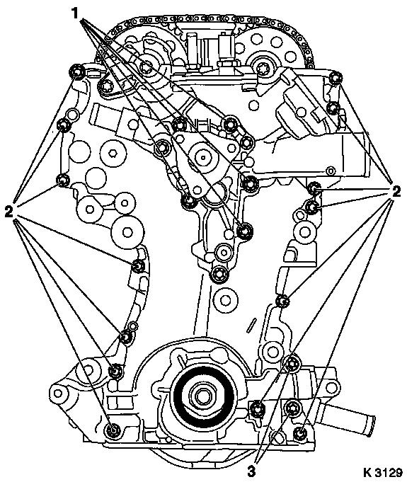 Cummins N14 Engine Diagram