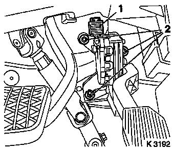 vauxhall zafira wiring harness with Accelerator Pedal J815500 Replace Pedal Sensor  Z 14 Xe Z 16 Yng With Ac Rhd on Vauxhall Zafira Fuse Box Diagram 2002 further Replace intercooler likewise 399483429421404679 further Loss of power jerky power fluctuations as well Alternator bracket remove and install.