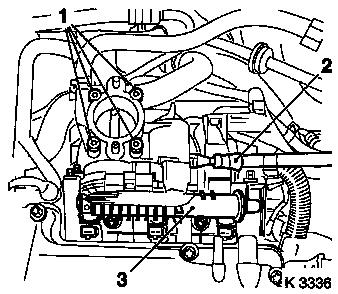 22h7p Help Replacing Heater Core 2005 Dodge Neon also Converting glove box in addition Removing and installing coolant pipe  rear moreover Removing and installing exhaust gas recirculation cooler moreover P 0996b43f802e8379. on wiring harness retaining clips