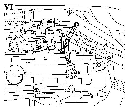 v5 engine diagram vauxhall workshop manuals gt corsa c gt j engine and engine engine diagram for 3 1 engine