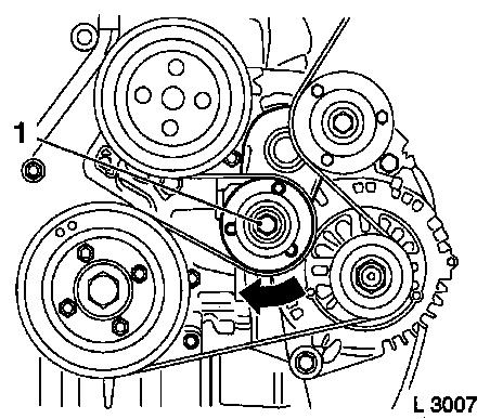 92 Ford Ranger Wiring Diagram as well Honda Cb750 Sohc Engine Diagram also J705100 alternator remove and install or replace  y 17 dt with ac lhd likewise Remove and install timing case  z 12 xe z 12 xep z 14 xep without air conditioning lhd in addition P0441 97 3 8l 49160. on replace alternator wiring harness