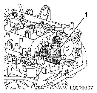 High Pressure pump z 13 dt dohc diesel engine additionally Fill and bleed cooling system  diesel engines moreover Wiring Harness What Is together with Pressure chamber replace besides 7 3 Valve Cover Harness Clips. on vauxhall fuel pressure diagram