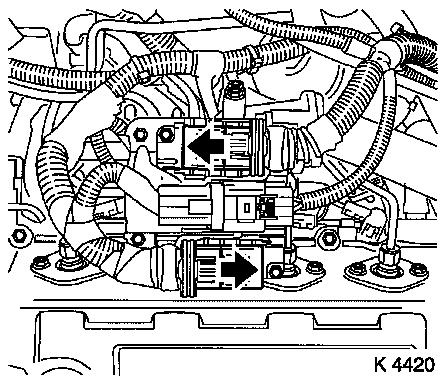 vauxhall workshop manuals corsa c j engine and engine aggregates Fog Light Wiring without Relay object number 2411078 size default