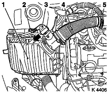 Basic Engine 4 Cylinder Wiring