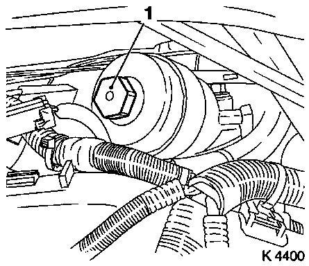 Vauxhall Workshop Manuals Corsa C J Engine And Engine Aggregates