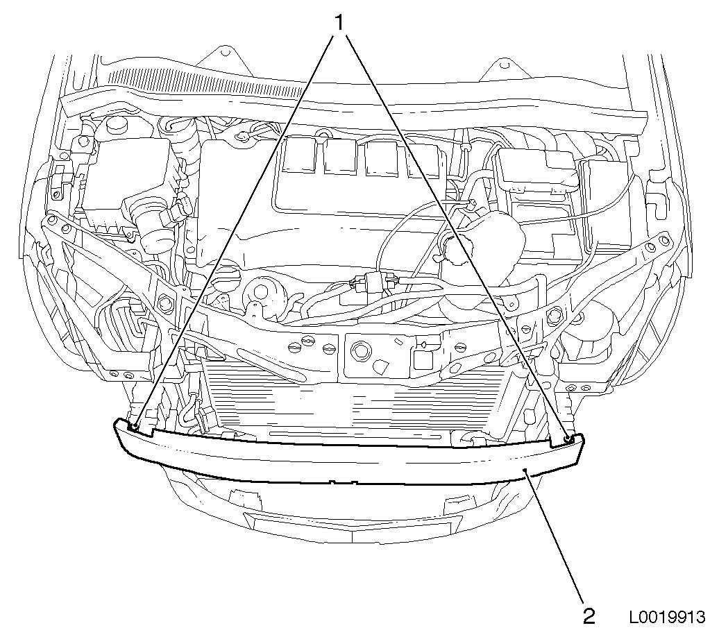 vauxhall workshop manuals  u0026gt  corsa d  u0026gt  a maintenance  body and chassis sheet metal parts  frame