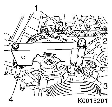 vauxhall corsa timing chain fitting instructions