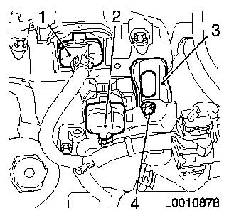 Replace egr valve on ignition to coil wiring diagram