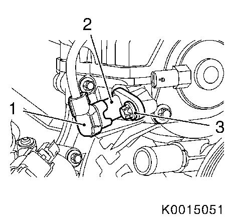 replace camshaft position sensor