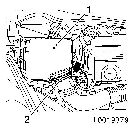 2005 Chrysler Pacifica Fuel Filter Location