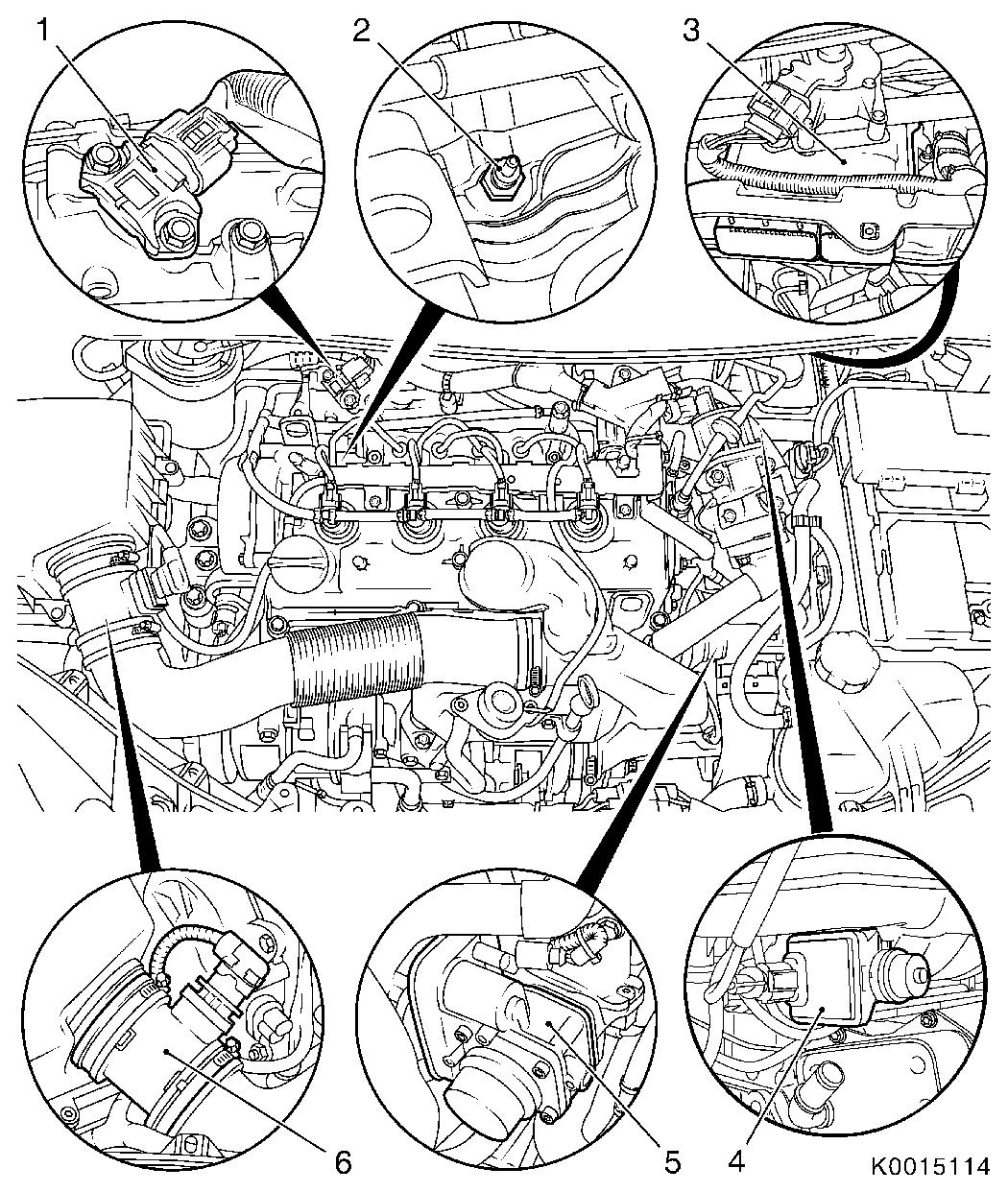 astra mk5 engine diagram html