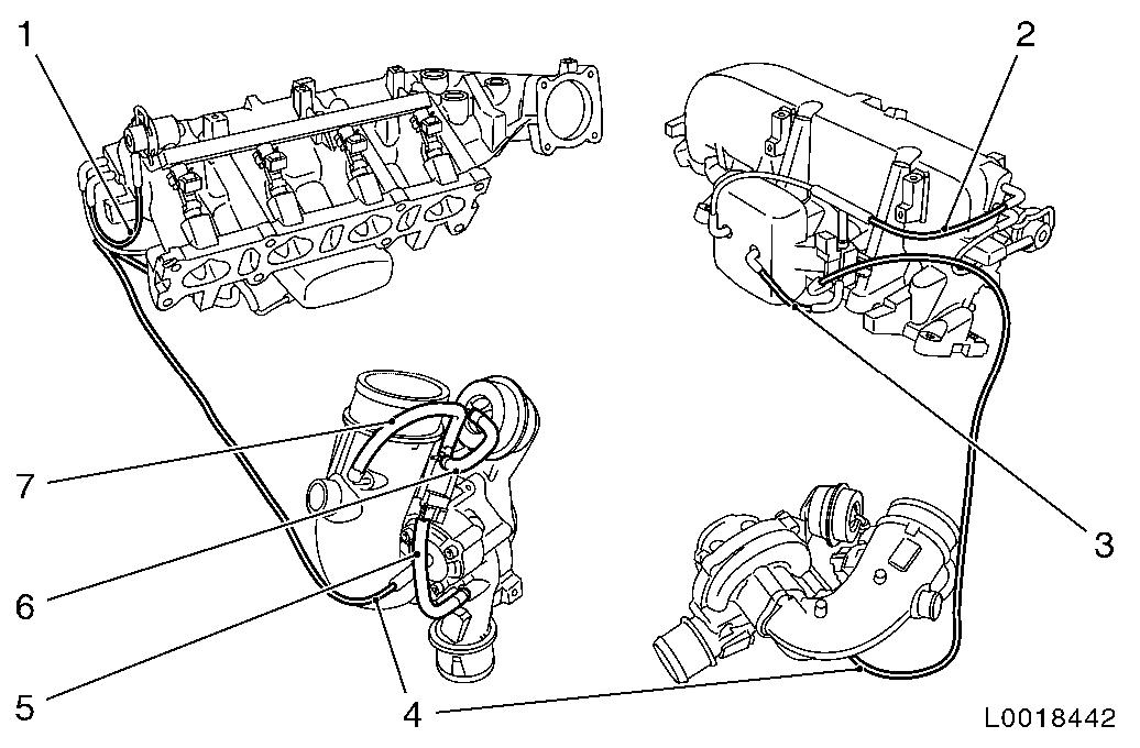 2000 ford windstar serpentine diagram