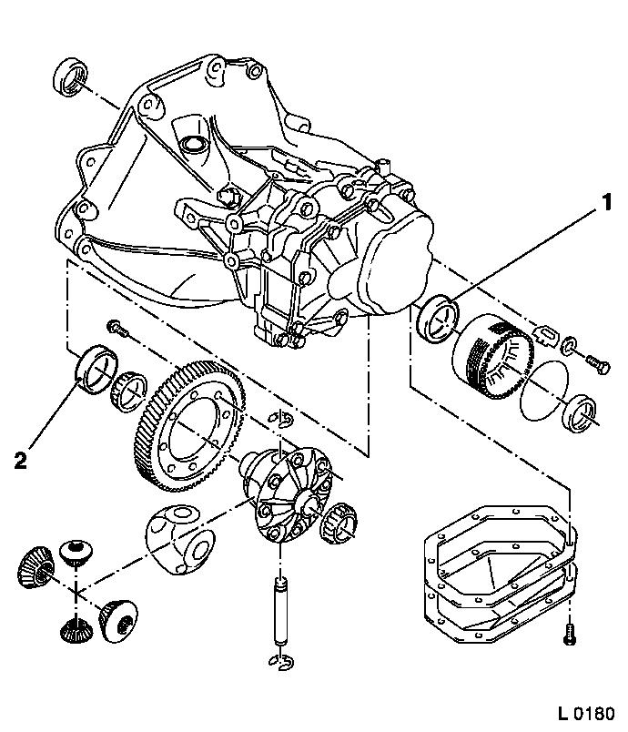 Vauxhall Workshop Manuals \u003e Corsa D K Clutch And Transmission Car Diagram: Chevy Turbo 400 Transmission Wiring Diagram At Johnprice.co