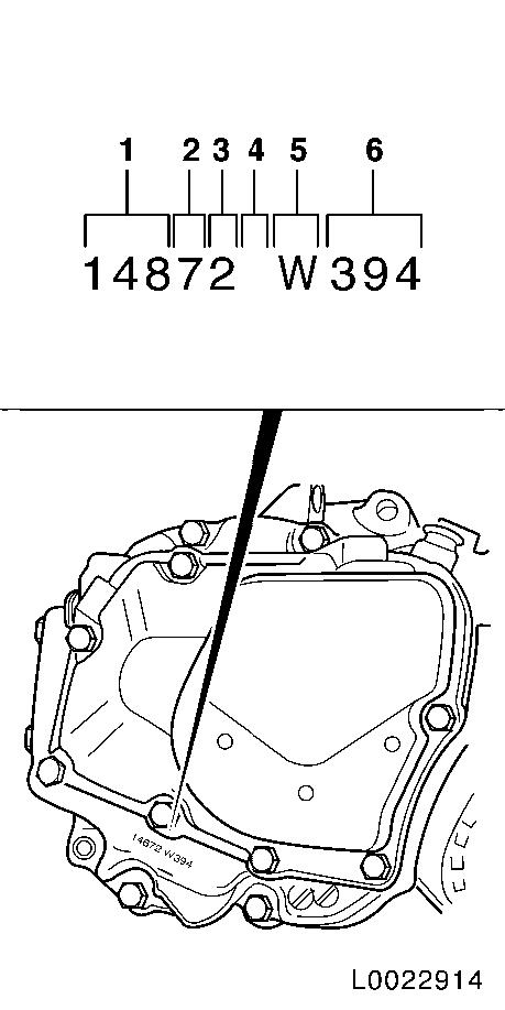 Ford Ranger Automatic Transmission Diagram