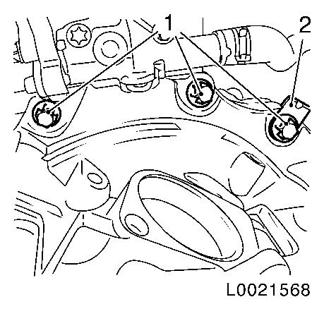 M32 diesel engines also Chevy Express Tail Light Wiring Diagram as well 6rhon Gmc Sierra 1500 Classic Sle Code P0449 Evaporative moreover Ford F 150 1991 Ford F150 How To furthermore Manual transmission remove and install  m32. on wiring harness retainer clip