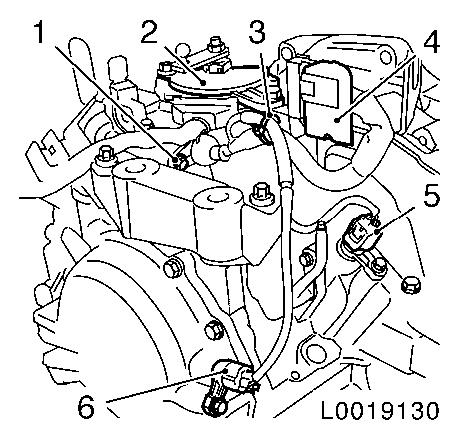 Vauxhall Workshop Manuals Corsa D K Clutch And Transmission