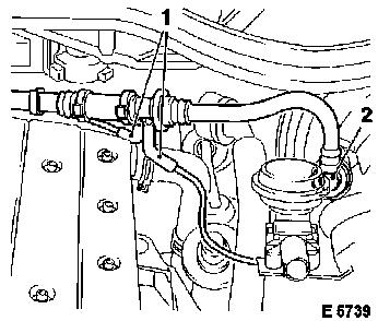 vauxhall workshop manuals u003e omega b u003e h brakes u003e brake hydraulics rh workshop manuals com 3VZE Vacuum Line Diagram for Engine Vacuum Cleaner Diagram