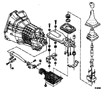 Automatic Transmission Schematic Diagram