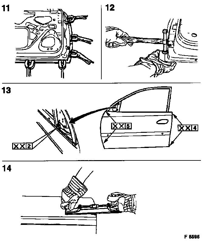 how to change the sheet metal on a pontoon boat