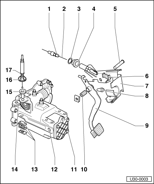 view topic  1 8 clutch cable alignment help  u2013 the mk1 golf