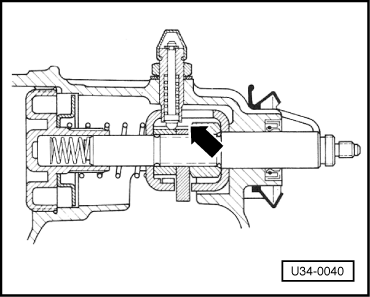 Removing and installing housing as well Removing and installing housing also ItemList additionally  on release shaft lever return spring clutch and