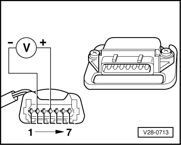 volkswagen workshop manuals u003e golf mk1 u003e power unit u003e k jetronic rh workshop manuals com VW Golf Drawing 1998 VW Jetta Radio Wiring Diagram