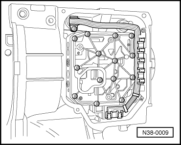 N92 Solenoid Location