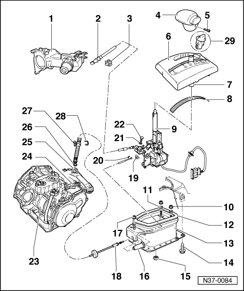 volkswagen workshop manuals  u0026gt  golf mk3  u0026gt  automatic gearbox