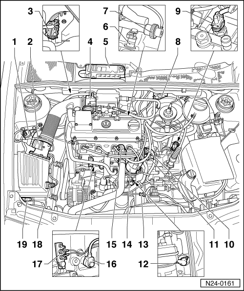 volkswagen workshop manuals  u0026gt  golf mk3  u0026gt  power unit