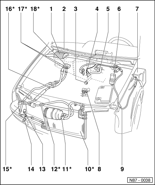 Servicing_climatronic_engine_compartment on Vw Jetta Tdi Engine Diagram