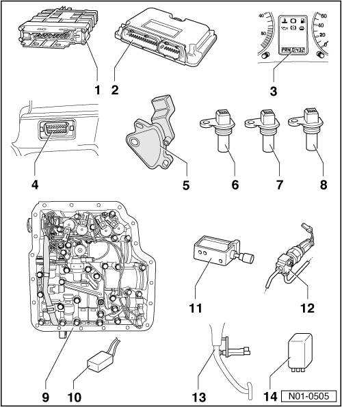 volkswagen workshop manuals  u0026gt  golf mk4  u0026gt  power transmission  u0026gt  5