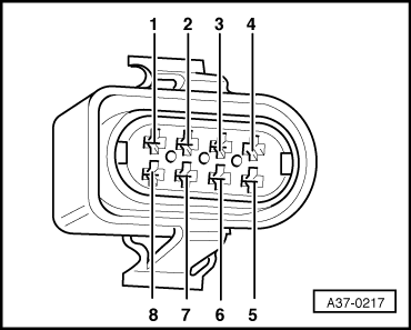 Vw Mk2 Steering Wheel in addition Volkswagen Beetle 3 Door likewise Checking  exhaust gas recirculation potentiometer g212 further 7 3 Glow Plug Relay Fuse as well Fuse Box Diagram Audi A4 1997. on golf mk4 wiring diagram