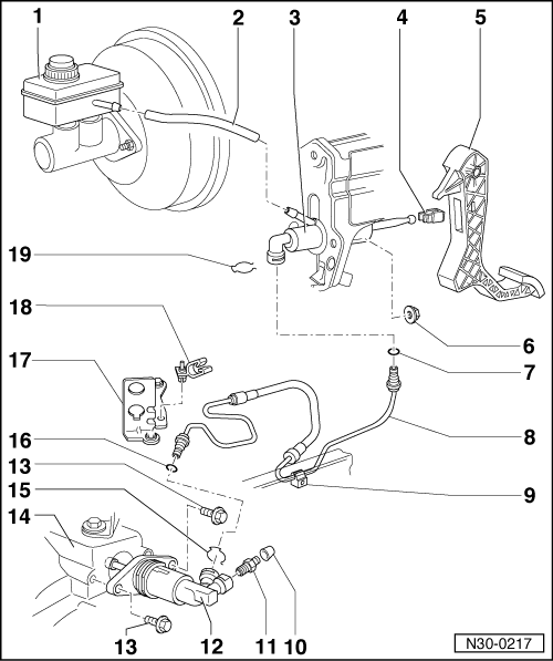 golf mk4 5242 volkswagen workshop manuals \u003e golf mk4 \u003e power transmission \u003e 5